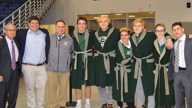Kennedy Wrestlers Qualify for County Championships