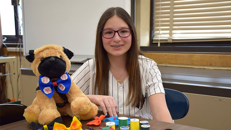 Grand Avenue Student's Invention Wows Judges