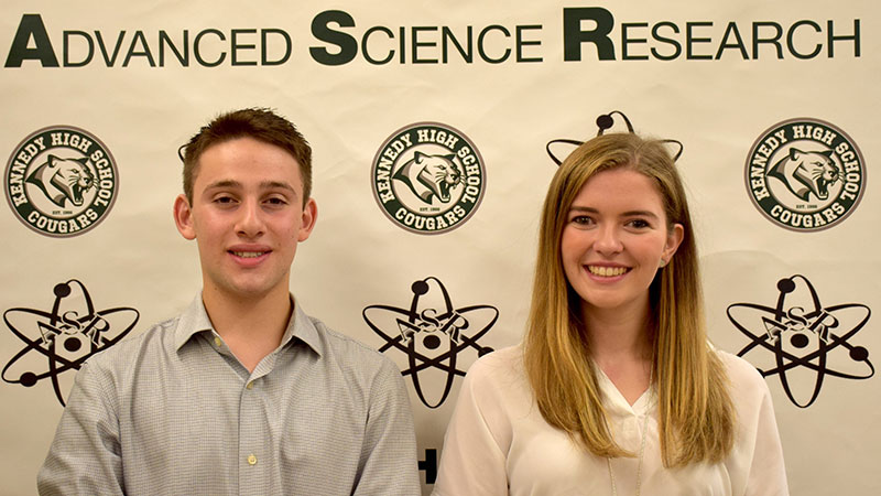 Kennedy Seniors Named Rising Scientists