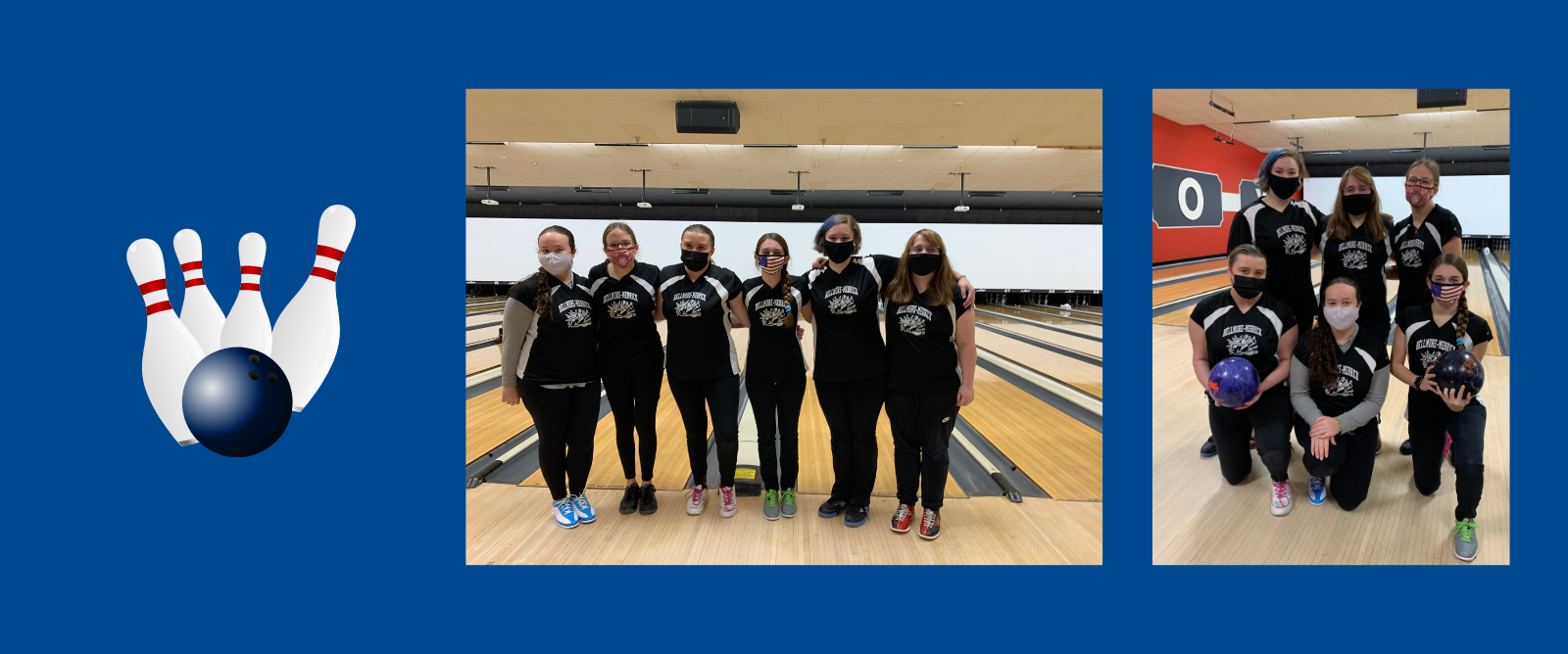 Girls Varsity Bowling Clinches County Championship photo