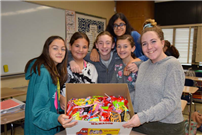 Grand Avenue Builders Club Makes Sweet Donation photo 3 thumbnail139053
