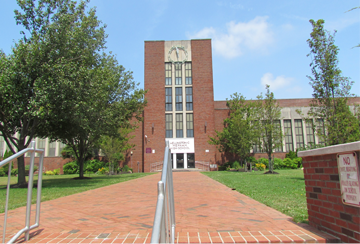 Wellington C. Mepham High School